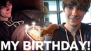 MY BIRTHDAY PLAYING WITH A SQUIRREL | VLOG 20