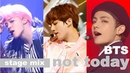 BTS - 'Not Today' stage mix