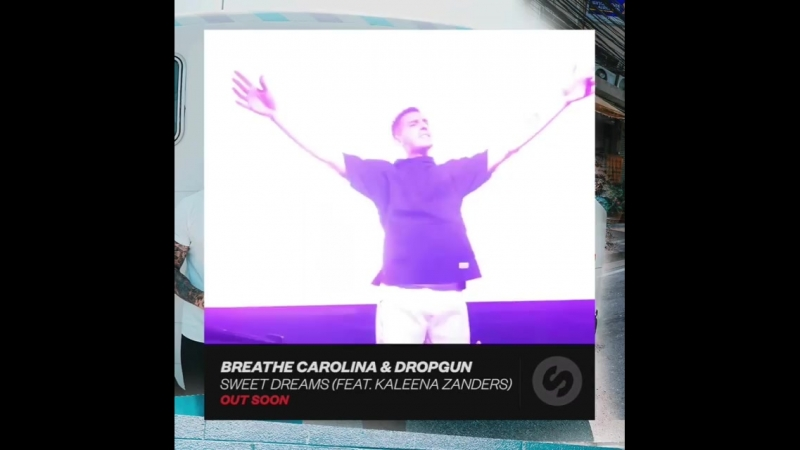 Breathe Carolina Dropgun ft Kaleena Zanders - Sweet Dreams