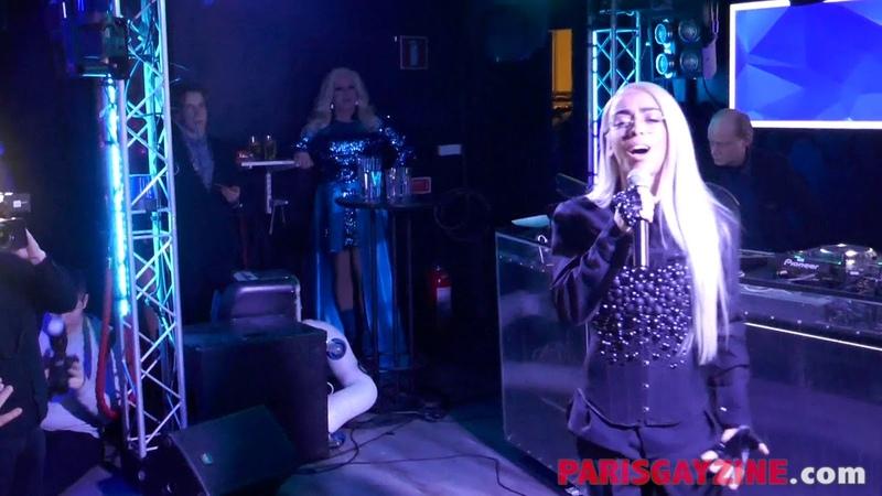 Bilal Hassani - OGAE Party - Stockholm, Sweden, pre party Melodifestivalen