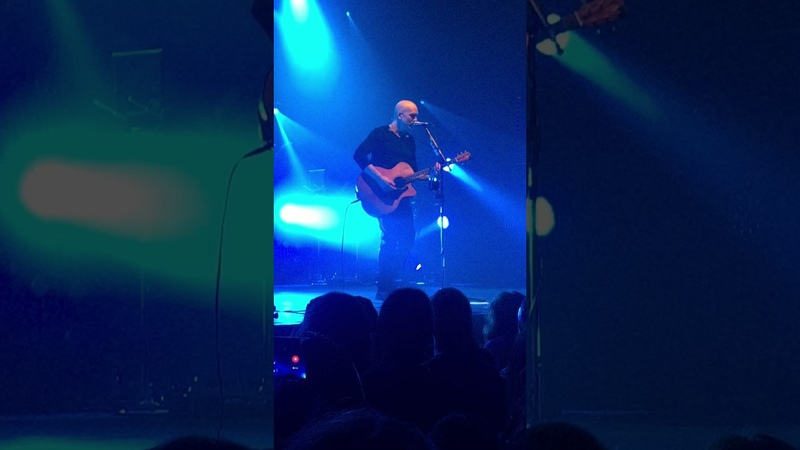 Devin Townsend gets angry with a fan. Very funny.