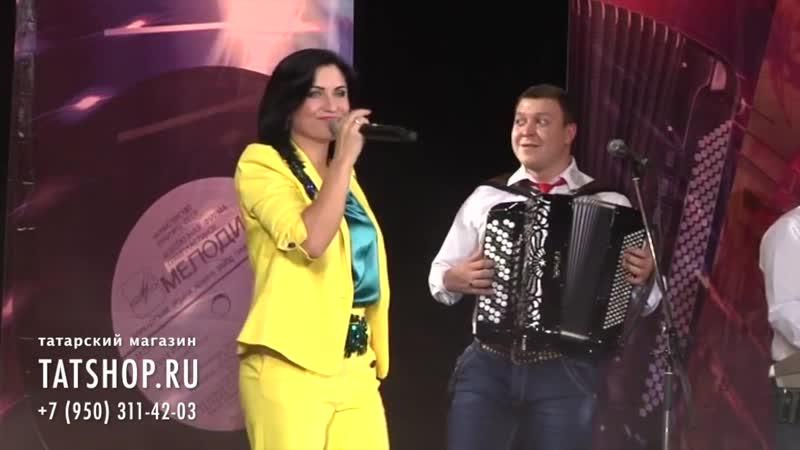 Ильсия Бадретдинова Кишер Илсөя Бәдретдинова
