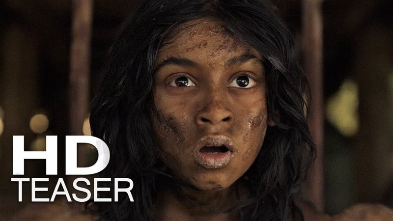 MOGLI - O LIVRO DA SELVA | Teaser Trailer (2018) Legendado HD