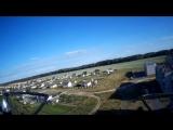Восход с дрона на SJ400