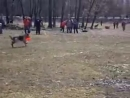 Апрельские игры 2009 Открытый класс - Меньшенина Алёна и н/о Джера 2 место