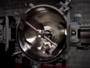 Контейнерный смеситель CM 300 с технологией Мульти Тул Multi Tool в замедленной съемке