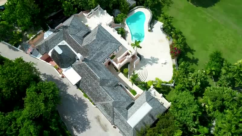 Tranquil Getaway in Lyford Cay Nassau Bahamas