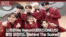 나하은 (Na Haeun) X 원어스 (ONEUS) - 콜라보 촬영 비하인드 (Behind The Scene) [ENG CC]