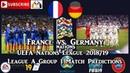 France vs. Germany UEFA Nations League League A Group 1 Predictions FIFA 19
