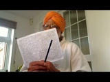 Punjabi - Christ Arjan Dev Ji stresses that if you want to have a peace-of-mind, then go by the Will
