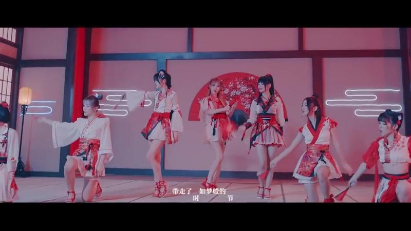 SING女團-寄明月MV(舞蹈版) [Official MV Dance Ver.]官方完整版MV (Radio SaturnFM www.saturnfm.com)
