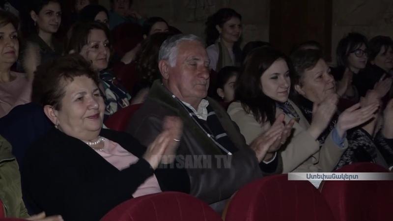 Հյուրախաղերով Արցախում է Հայաստանի պարի 140