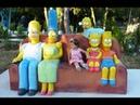 Евпатория день 9 парк миниатюр Крыма и героев мультфильмов кормим животных в контактном зоопарке