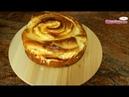 Болгарский тутманик (пирог) с сыром (брынзой) / Тутманик със сирене