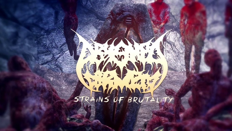 Abysmal Torment - Strains of Brutality (Official lyric video)
