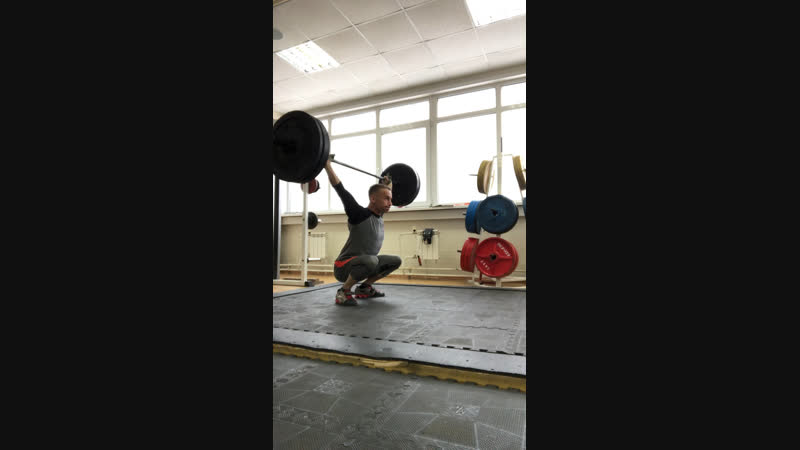 Power snatch snatch balance OHS 50kg