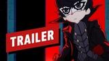 Вступительный ролик Persona Q2 New Cinema Labyrinth (Английская версия)