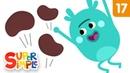The Bumble Nums Make Bouncing Bean Burritos Cartoon For Kids