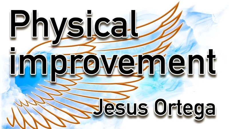 Physical improvement by Real-Enabler for Jesus Ortega