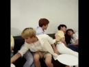 Renmin tickling each other