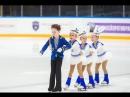 Скади Казань Ну Волк Погоди СПБ 2018 Pre-Novice-2 место