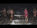 Danshoku Dino, Saki Akai vs. Toru Owashi, Yuki Ueno DDT - Fighting Beer Garden 2018 ~ DDT Day