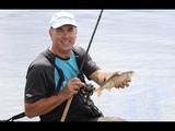 Alan Scotthorne Feeder Fishing On The River Trent