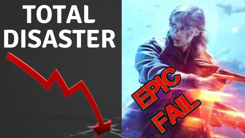 EA Suffers Hilarious Battlefield 5 Backfire Get Woke Go Broke!