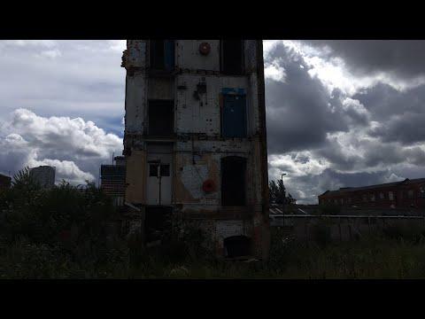 DRUG DEN INSIDE ABANDONED Mill MANCHESTER