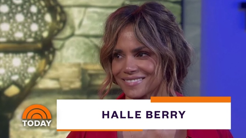 Halle Berry Reveals She Broke 3 Ribs During 'John Wick 3' Martial Arts Training TODAY