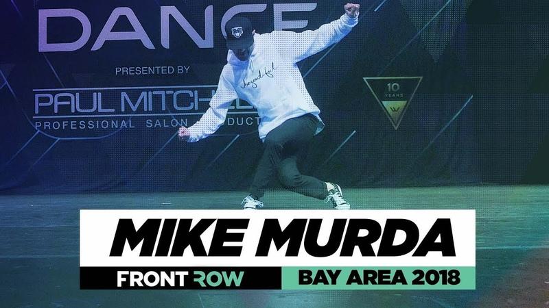 Mike Murda | FrontRow | World of Dance Bay Area 2018 WODBAY18