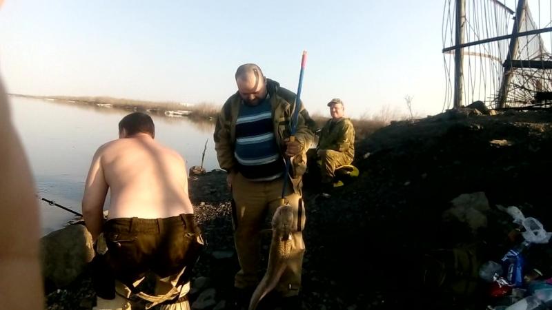 Норильск ловля нолима 2018г весна