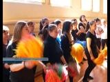 Соревнования по фитнесу в женской колонии №4