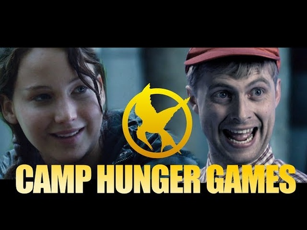 Camp Hunger Games - The Happiest Place on Earth