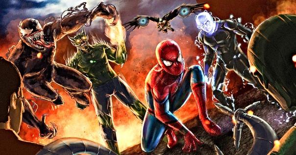Подробности о сиквеле «Человека-паука: Через вселенные»