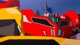 Transformers robots in disguise OPTIMUS PRIME SUPERHERO