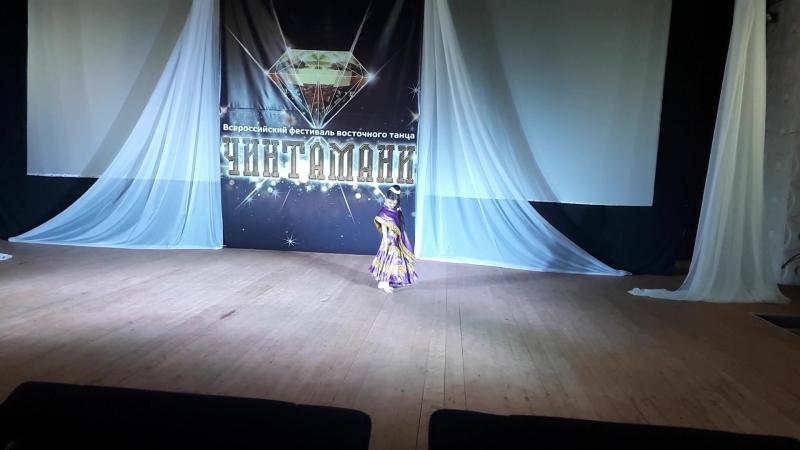 Болливуд. Индийский танец 1 место. Чинтамани Симеиз 15.06.2018