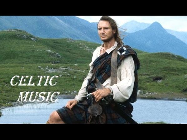 CELTIC MUSIC e Bellissimi Castelli Medioevali,Magica Atmosfera per Relax