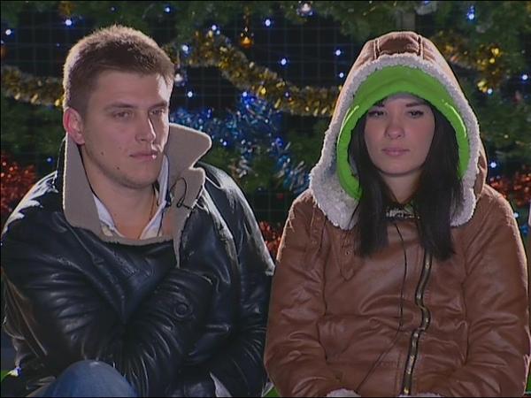 ДОМ-2 Город любви 3137 день Вечерний эфир (11.12.2012)