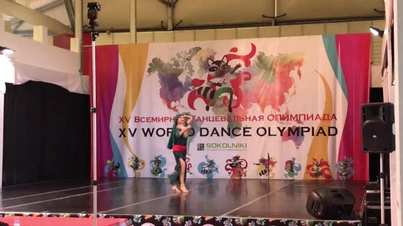 ORIENTAL DANCE Агаркова Марина - саиди 2018