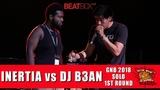 Inertia vs DJ B3AN GNB 2018 Solo - First Round