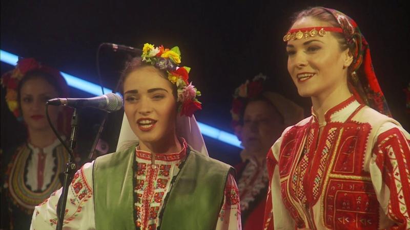 Le Mystère des Voix Bulgares Live at AB - Ancienne Belgique (BRDCST 2018)