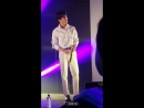 180811 Youngjae Blind BOTH HANDS UP With B A P 2018