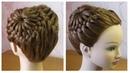 Crown braid tutorial ✨ Tresse couronne Tuto coiffure tresse serre-tête ✨ facile à faire