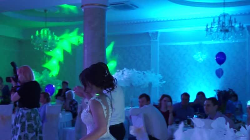 подарок невесты 28 04 2018 наша свадьба