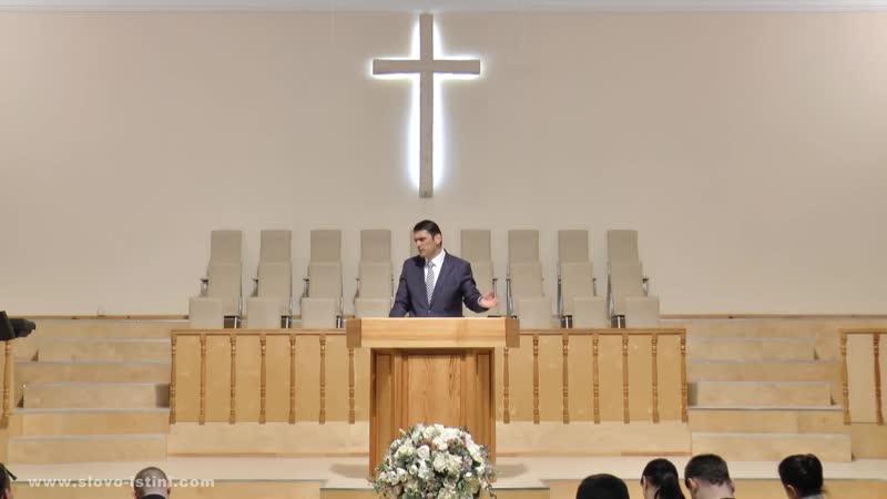 1 Коринфянам 15 1-11. Доказательство воскресения Христа ¦ Андрей Вовк ¦ Слово Истины