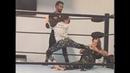 Wrestling training With IzzyMania at Pro Wrestling 2.0