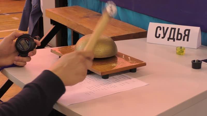 БОКС чемпионат среди юниоров г Сатка