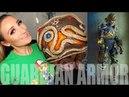 The Legend Of Zelda: Making Link's Guardian Armor Cosplay