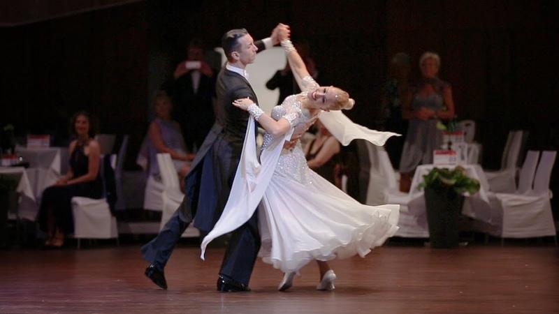 Ghigiarelli Andrea - Ghigiarelli Sara, ITA | GOC 2018 Mannheim - WDC WSS Pro STD - Honor dance
